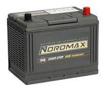 NORDMAX Start-Stop AGM D26L 75 Ah CCA 750 A (EN)